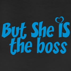 SHE IS THE BOSS - Leggings