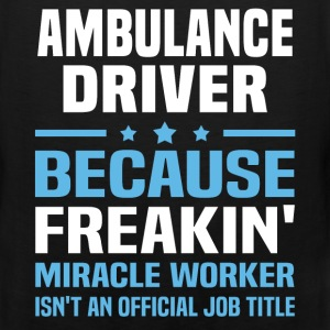 Ambulance Driver - Men's Premium Tank