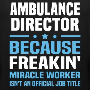 Ambulance Director - Men's Premium Tank