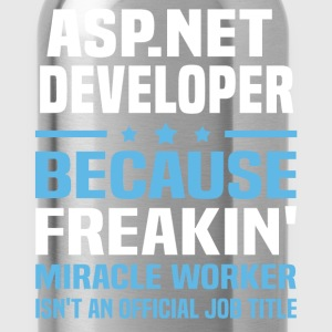 ASP.NET Developer - Water Bottle