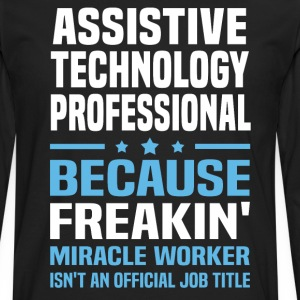 Assistive Technology Professional - Men's Premium Long Sleeve T-Shirt