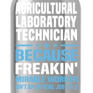 Agricultural Laboratory Technician - Water Bottle