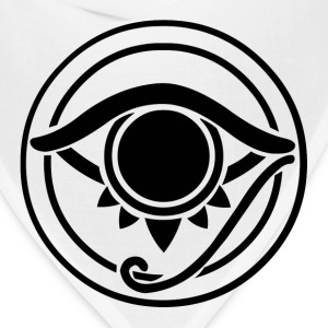 All Seeing Eye Horus Egypt Ancient Myth T-Shirts - Bandana
