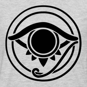 All Seeing Eye Horus Egypt Ancient Myth T-Shirts - Men's Premium Long Sleeve T-Shirt