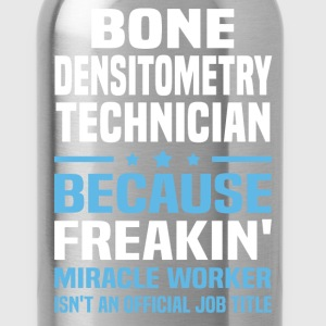Bone Densitometry Technician - Water Bottle