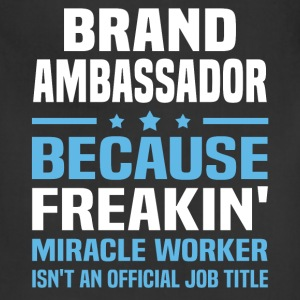 Brand Ambassador - Adjustable Apron