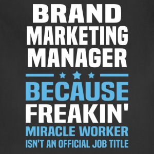 Brand Marketing Manager - Adjustable Apron