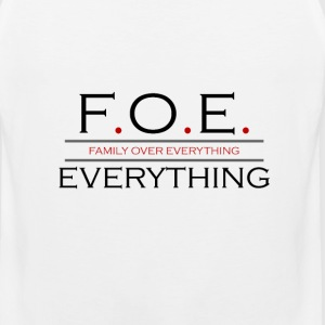Family Over Everything Hoodie - Men's Premium Tank