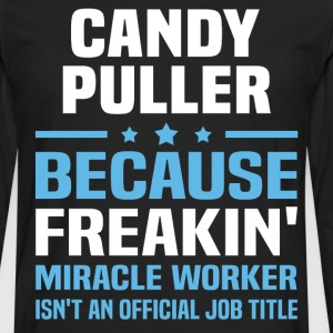 Candy Puller - Men's Premium Long Sleeve T-Shirt