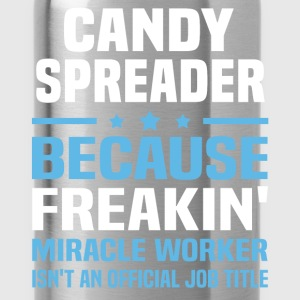 Candy Spreader - Water Bottle