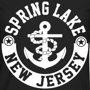 Spring Lake T-Shirts - Men's Premium Long Sleeve T-Shirt