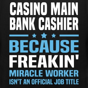 Casino Main Bank Cashier - Men's Premium Tank