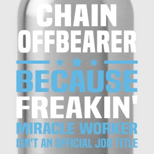 Chain Offbearer - Water Bottle