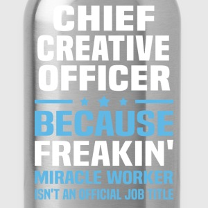 Chief Creative Officer - Water Bottle
