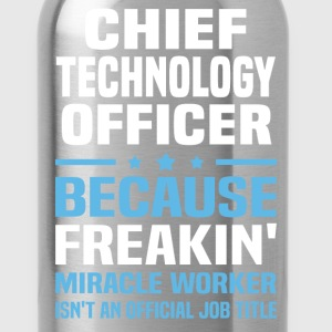 Chief Technology Officer - Water Bottle