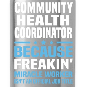 Community Health Coordinator - Water Bottle