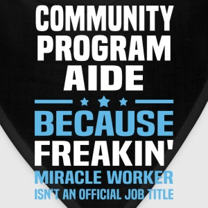 Community Program Aide - Bandana
