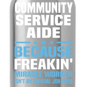 Community Service Aide - Water Bottle