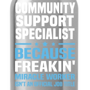 Community Support Specialist - Water Bottle