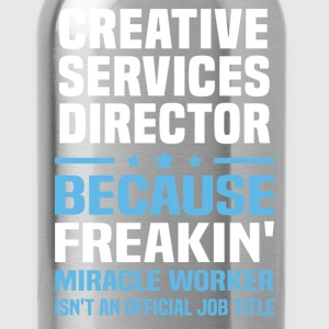 Creative Services Director - Water Bottle