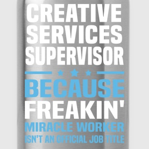 Creative Services Supervisor - Water Bottle