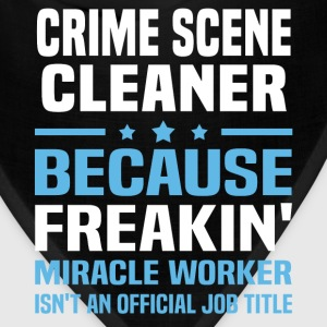 Crime Scene Cleaner - Bandana