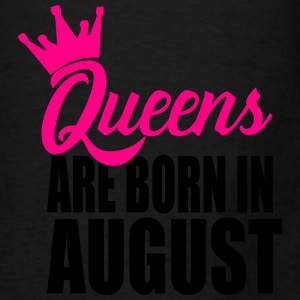 queens are born in august Tanks - Men's T-Shirt