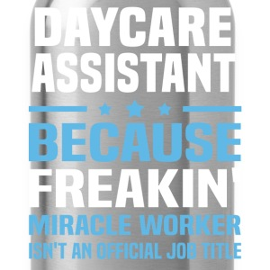 Daycare Assistant - Water Bottle