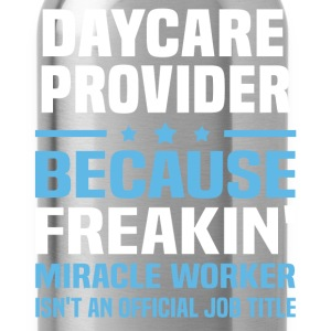 Daycare Provider - Water Bottle