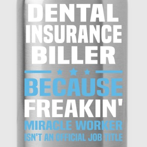 Dental Insurance Biller - Water Bottle