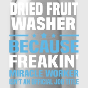 Dried Fruit Washer - Water Bottle
