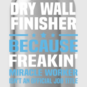 Dry Wall Finisher - Water Bottle