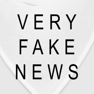 VERY FAKE NEWS - Bandana