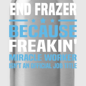 End Frazer - Water Bottle