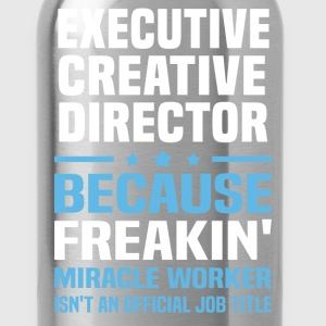 Executive Creative Director - Water Bottle