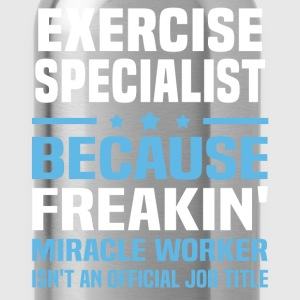 Exercise Specialist - Water Bottle