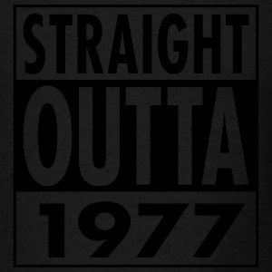 Straight Outta 1977 Sportswear - Men's T-Shirt