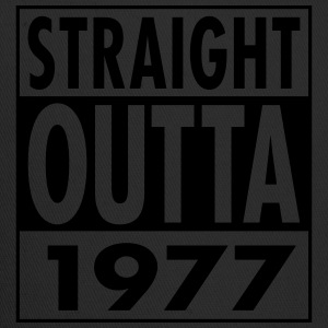 Straight Outta 1977 T-Shirts - Trucker Cap