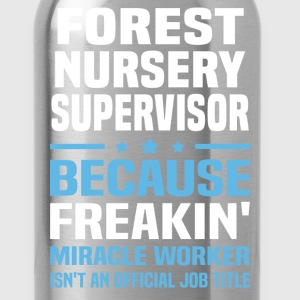 Forest Nursery Supervisor - Water Bottle