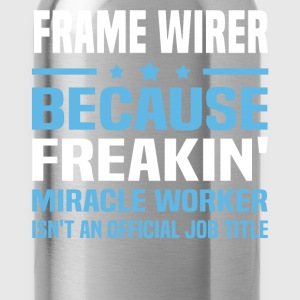 Frame Wirer - Water Bottle