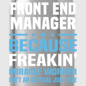 Front End Manager - Water Bottle