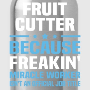 Fruit Cutter - Water Bottle