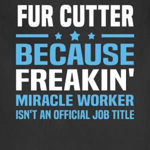 Fur Cutter - Adjustable Apron