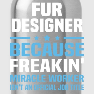Fur Designer - Water Bottle