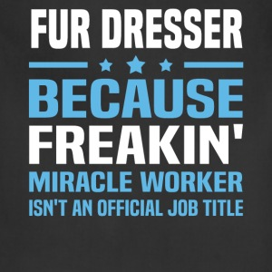 Fur Dresser - Adjustable Apron