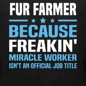 Fur Farmer - Men's Premium Tank