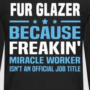 Fur Glazer - Men's Premium Long Sleeve T-Shirt