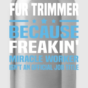 Fur Trimmer - Water Bottle