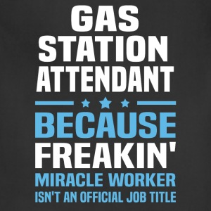 Gas Station Attendant - Adjustable Apron