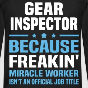 Gear Inspector - Men's Premium Long Sleeve T-Shirt